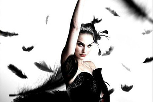 Let's Dance: Black Swan