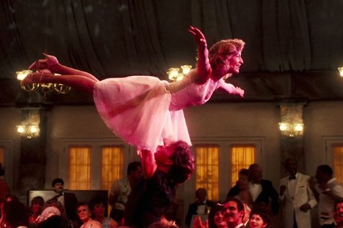 Let's Dance: Dirty Dancing