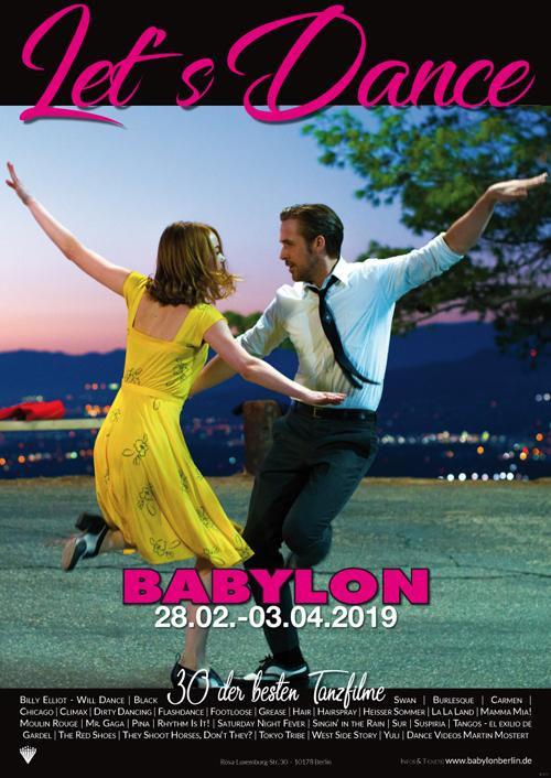 Babylon In Berlin Lets Dance