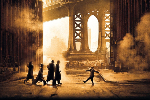 Sergio Leone: Once upon a time in America