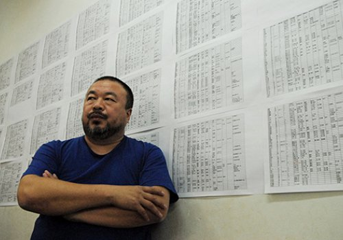 Ai Weiwei: Shouting Out