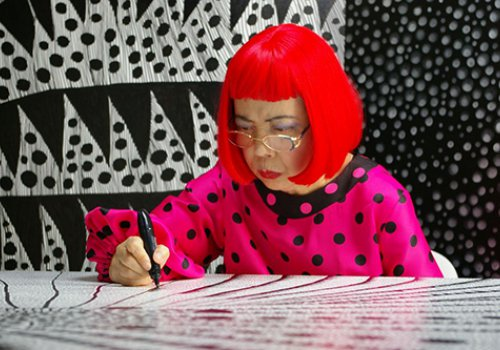 Born to be wild: Kusama – Infinity