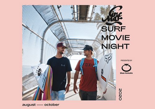Cine Mar - Surf Movie Night Summer Tour 2020