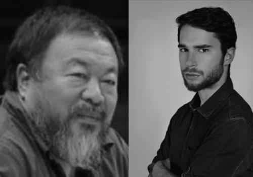 Ai Weiwei // Patrick Kingsley