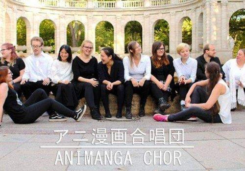 Anime Berlin: Animanga Chor – Konzert & Workshop