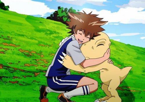 Anime Berlin: Digimon tri. – Chapter 1: Reunion