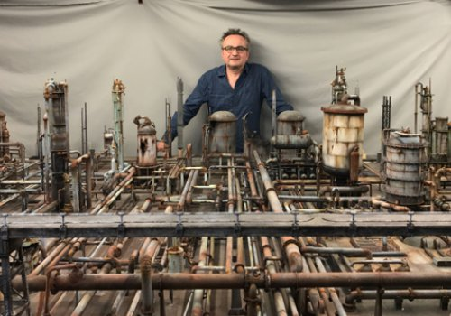 Anime Berlin: Miniature Unit Berlin – Modellbauten für Filme von Wes Anderson