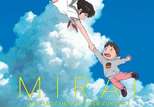 Anime Berlin: Mirai – Das Mädchen aus der Zukunft