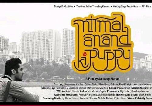 IndoGerman Filmweek: Nirmal Anand ki Puppy