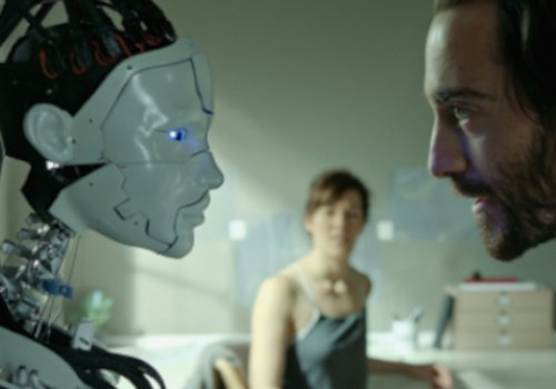 interfilm: SP 06 - Sci-Fi-Shorts - Me, Myself and the Robot