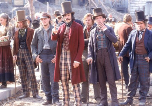New York: Gangs of New York
