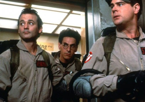 New York: Ghostbusters