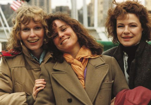 New York: Hannah and her Sisters
