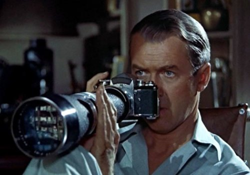 New York: Rear Window