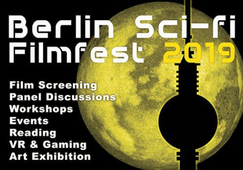 Berlin Sci-fi: Workshop with Alex LeMay 'How To Get Paid As A Creator'