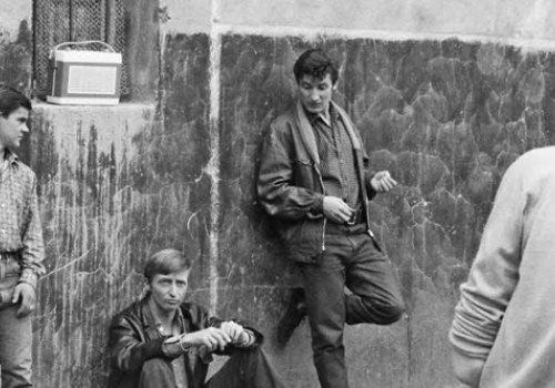 60s OST - Umsonst: Jahrgang 45 - Regisseur anwesend!