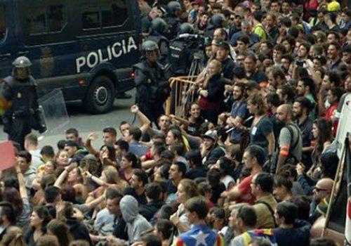 Sept 20 - Die katalanische Regierung unter spanischer Belagerung - mit Gästen