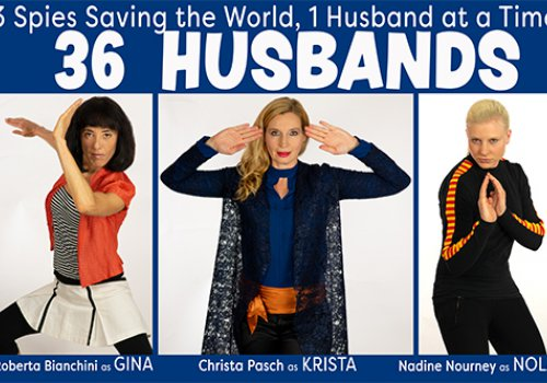 36 Husbands - Berlin Premiere + Live Concert with Special Guests
