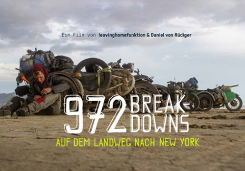 Kinderwagenkino: 972 Breakdowns - On the Landway to New York