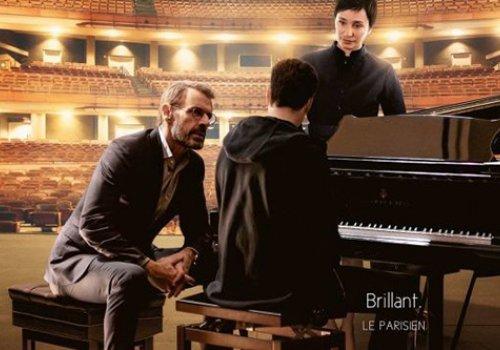 Kinderwagenkino: Der Klavierspieler vom Gare du Nord