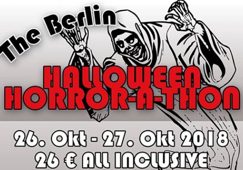 The Berlin Halloween Horror-a-thon