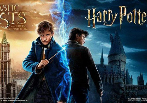 Harry Potter & Fantastic Beasts Marathon! English Version