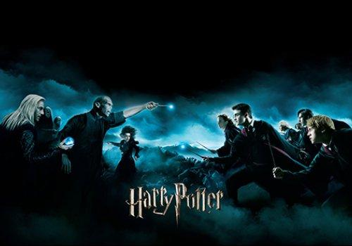 The Harry Potter Kino Marathon
