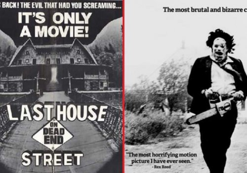 Horror Exploitation Double Feature: The Last House... & The Texas Chainsaw Massacre