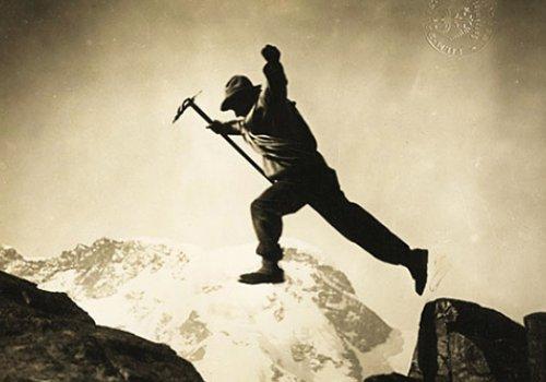 Stummfilm um Mitternacht: Der Kampf ums Matterhorn