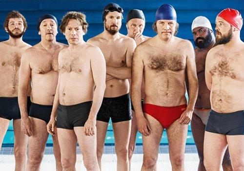 Ein Becken voller Männer [Le grand bain]