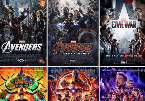 Ultimate Marvel Kino Marathon
