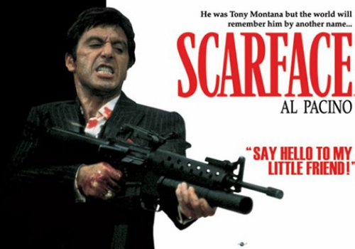 Scarface (1983) OV - UNCUT, Remastered