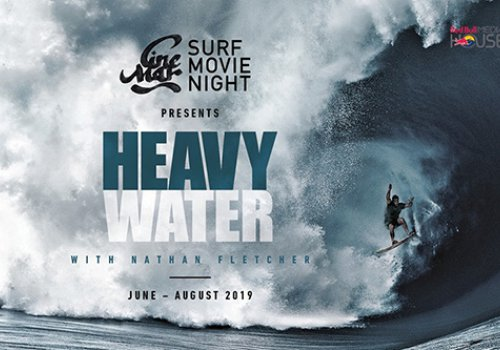 Cine Mar - Surf Movie Night HEAVY WATER Berlin