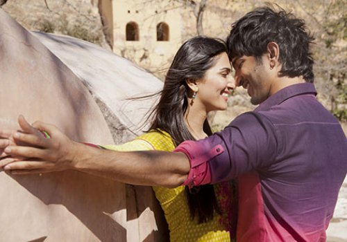 IndoGerman Film: Shuddh Desi Romance