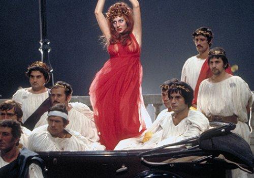 Fellini 100! Roma