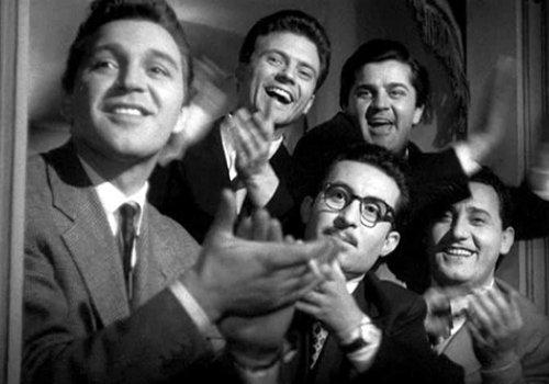 Fellini 100! I vitelloni [Die Müßiggänger]