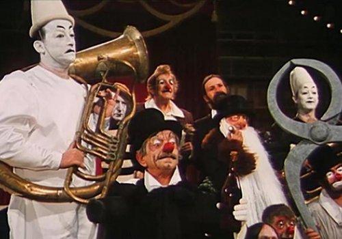 Fellini 100! I clowns [Die Clowns]