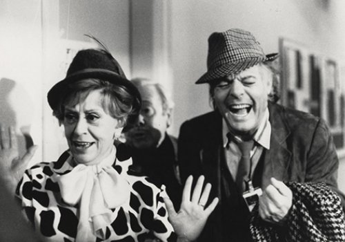 Fellini 100! Ginger e Fred [Ginger and Fred]