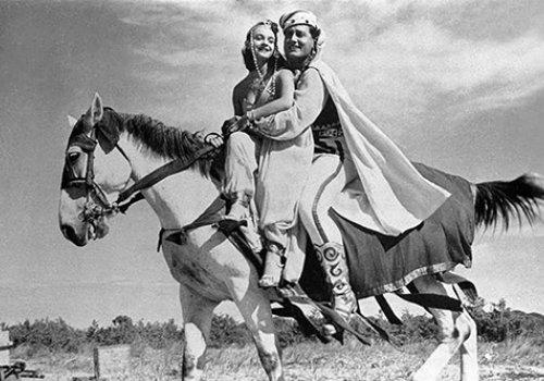 Fellini 100! Lo Sceicco Bianco [The White Sheik]