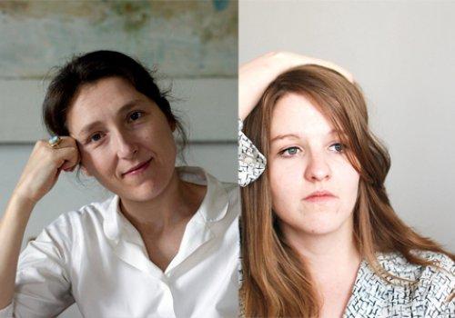 LiteraturLive: Marie Darrieussecq und Helene Hegemann