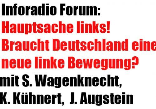 Inforadio Forum Hauptsache Links
