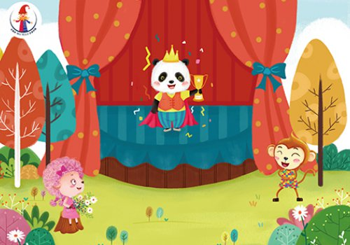 Big Role - Kindermusiktheater aus China