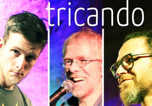 Tricando spielt Gundermann und Rio Reiser