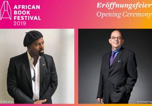 African Book Festival 2019 - Eröffnungsfeier mit Gästen