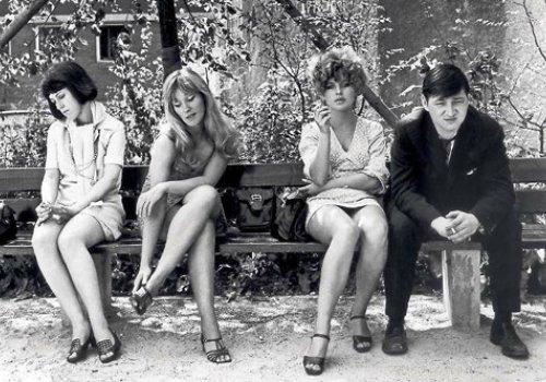 60s BRD: Katzelmacher