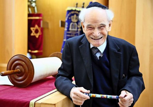Jiddische Glikn: Rabbi Wolff