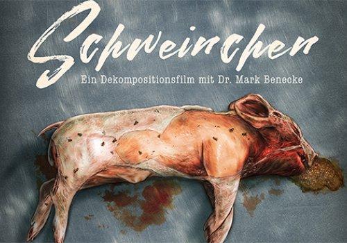 Schweinchen - Premiere mit Dr. Mark Benecke und Jörg Buttgereit