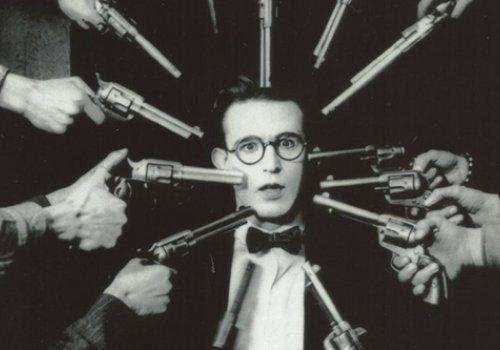 Stummfilm um Mitternacht: Harold Lloyd 3 Films