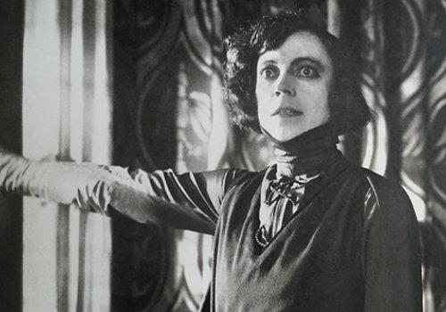 100 Jahre Stummfilm: Hamlet