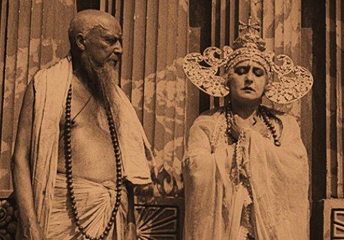 100 Jahre Stummfilm: Das Indische Grabmal - 2.Teil - Der Tiger von Eschnapur - EintrittFrei